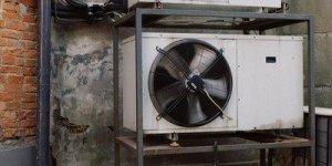 AC fan unit