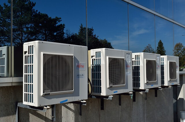 refrigerated air units