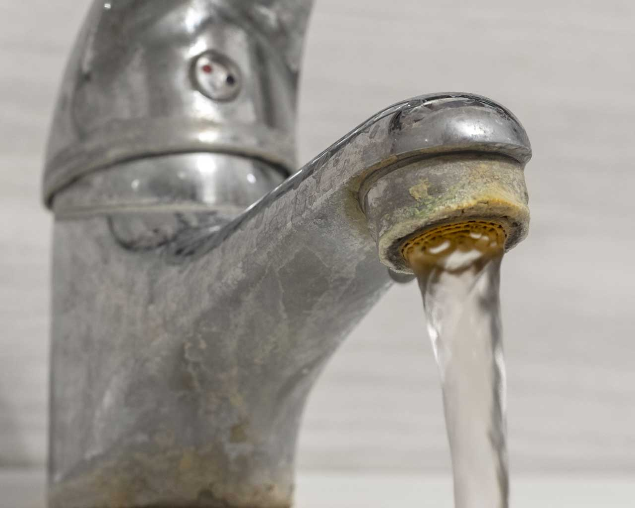 Hanover Supply, problems caused by hard water