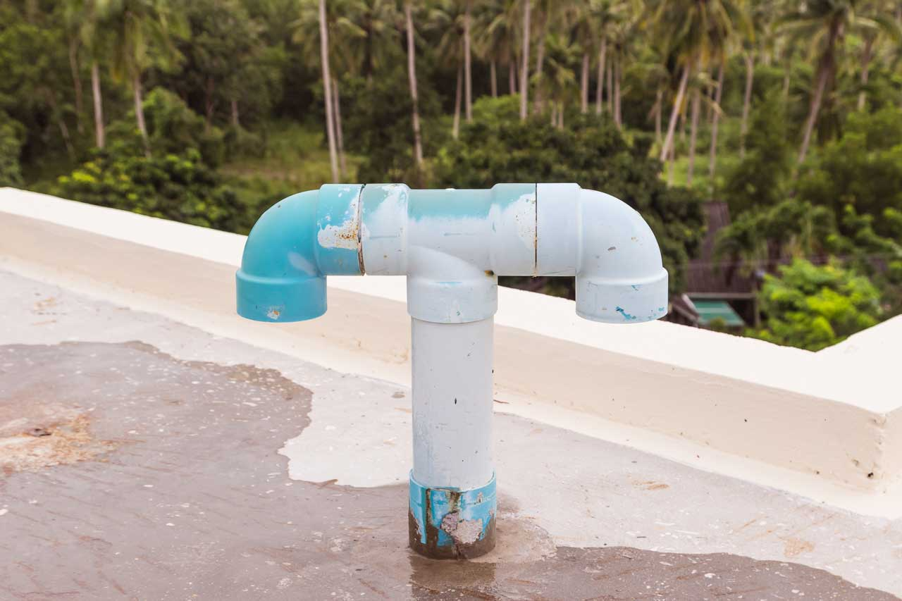Hanover Supply, how to fix a plumbing venting problem